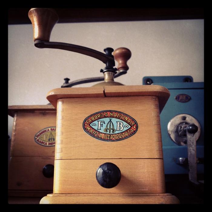 Fratelli Bertoldo #macinacaffe #coffee grinder #trespade #caffe