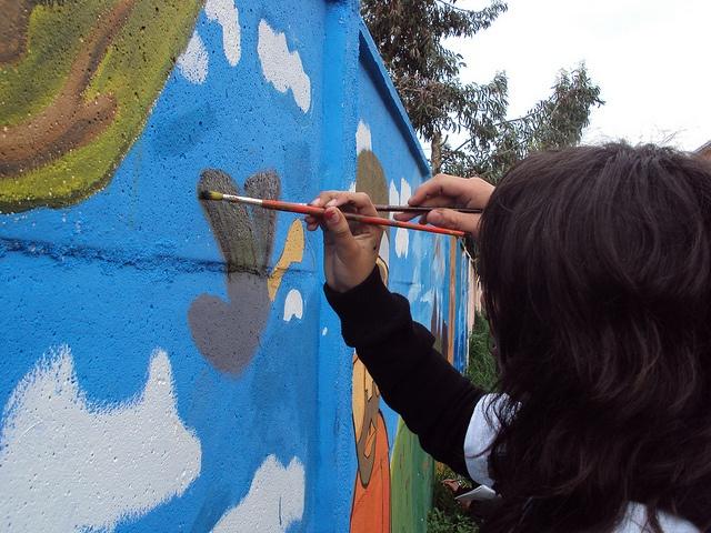 Acciona es un programa que se desarrolla en los establecimientos de Educación Media, Básica y Parvularia de Chile a través de un trabajo conjunto entre artistas pedagogos, cultores tradicionales y docentes titulares de la especialidad. Su ejecución está a cargo de la sección Educación Artística y Cultura del Departamento de Ciudadanía y Cultura.