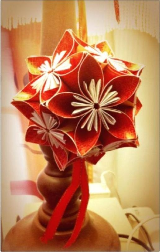 Chinese New Year Decoration - 绣球花 | Leisure Interest (DIY ...