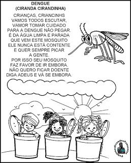 Música Infantil contra Dengue                                                                                                                                                      Mais