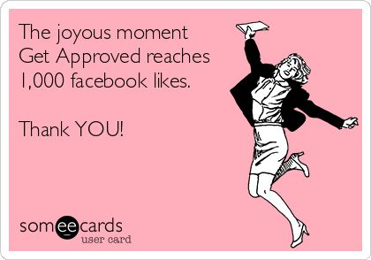 thank you fb likers
