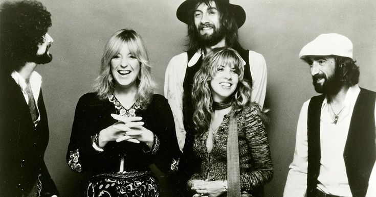 Hear Fleetwood Mac's Intimate Early 'Landslide' #headphones #music #headphones