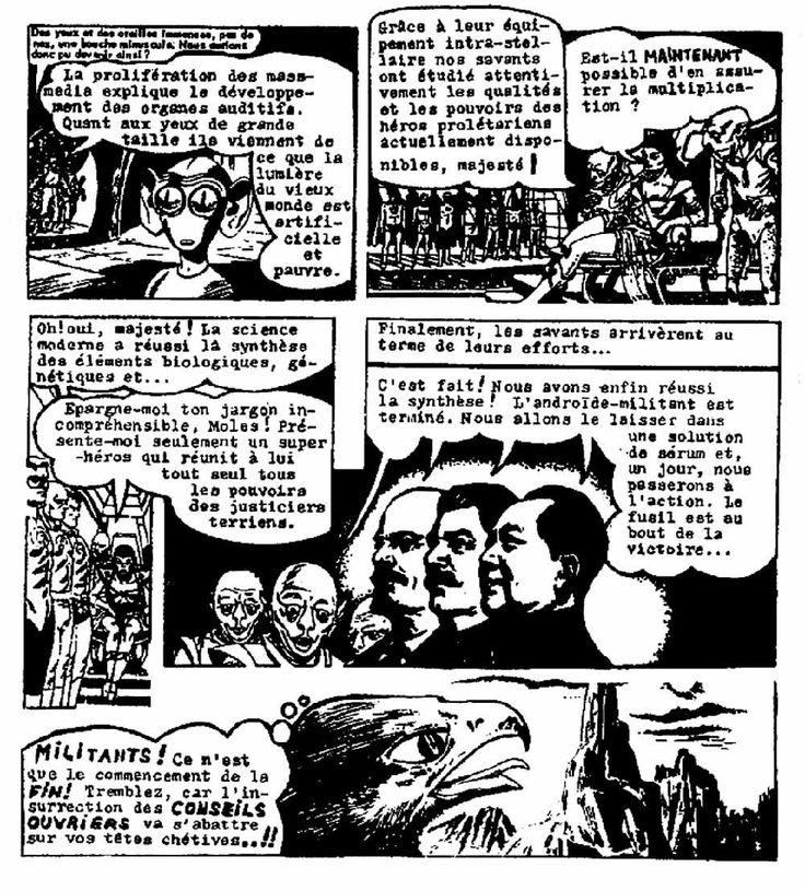 Detournement - Situationist International