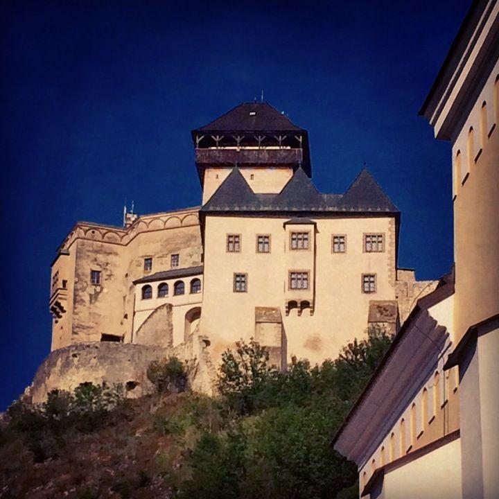Trenčiansky hrad ve městě Trenčín, Trenčiansky kraj