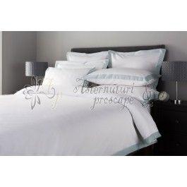 Behrens Wide Border - lenjerie de pat de lux super king size