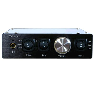 Audio-GD NFB-11.32 -DAC/PREAMP 32Bit/192khz USB/Coaxial/Optique #amplificateur #audio