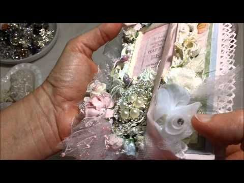 ▶ Shabby Chic Skinny Mini Album - YouTube