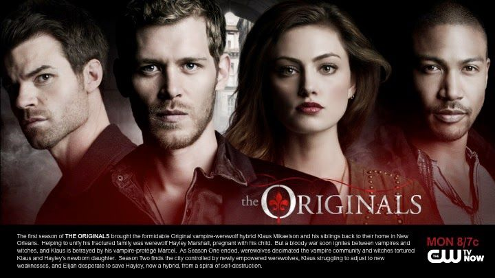Exclusive - The Vampire Diaries Season 6 & The Originals Season 2 Promo Posters! - http://theoriginalscw.tv/exclusive-the-vampire-diaries-season-6-the-originals-season-2-promo-posters/