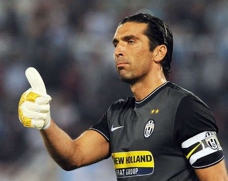 Gianluigi Buffon - the Superman