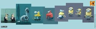 Eric Guillon.   The evolution of Minion...