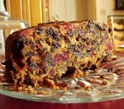 Mother's Depression Fruit Cake Recipe by 21st Century Chef   ifood.tv