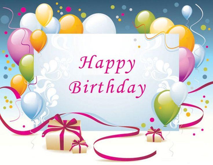 411 Best Happy Birthday Images On Pinterest Happy