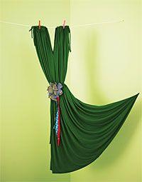 Jerseykleid: Eine Größe passt allen - BRIGITTE.de