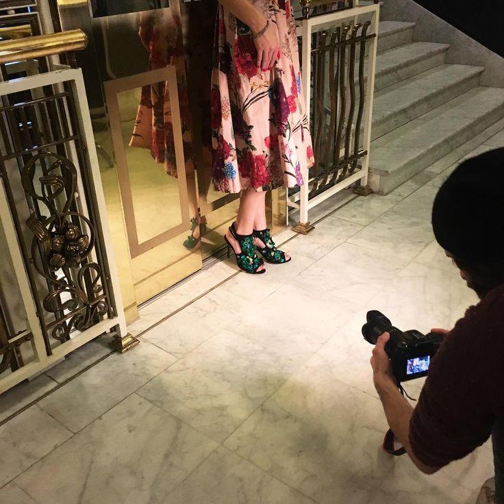 """Polubienia: 77, komentarze: 2 – Baldowski (@baldowskiwb) na Instagramie: """"Jesteśmy na sesji zdjęciowej najnowszej kolekcji #Baldowski 🙌🏼💕👠 #baldowskishoes…"""""""