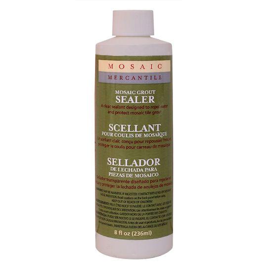 Mosaic Grout Sealer