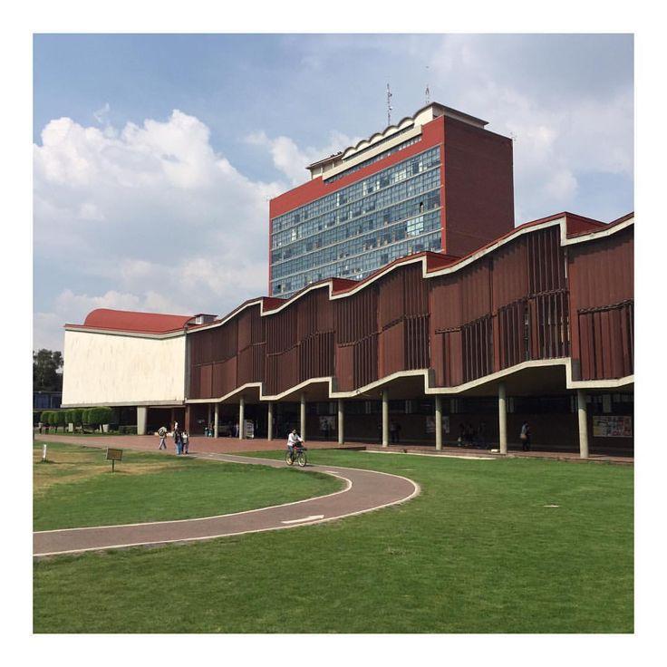 23 best ciudad universitaria unam images on pinterest for Facultad de arquitectura una