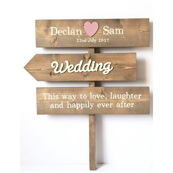Wedding Sign Personalised Wooden Sign Wedding Decor Rustic Etsy In 2021 Wooden Wedding Signs Personalized Wedding Sign Personalized Wooden Signs