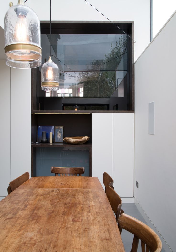 Contemporary Dining Room In A Recently Renovated Home East London By Studio 304