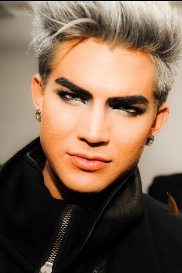 I love Adam Lambert already, and I can totally see him as Gabe Sasse!