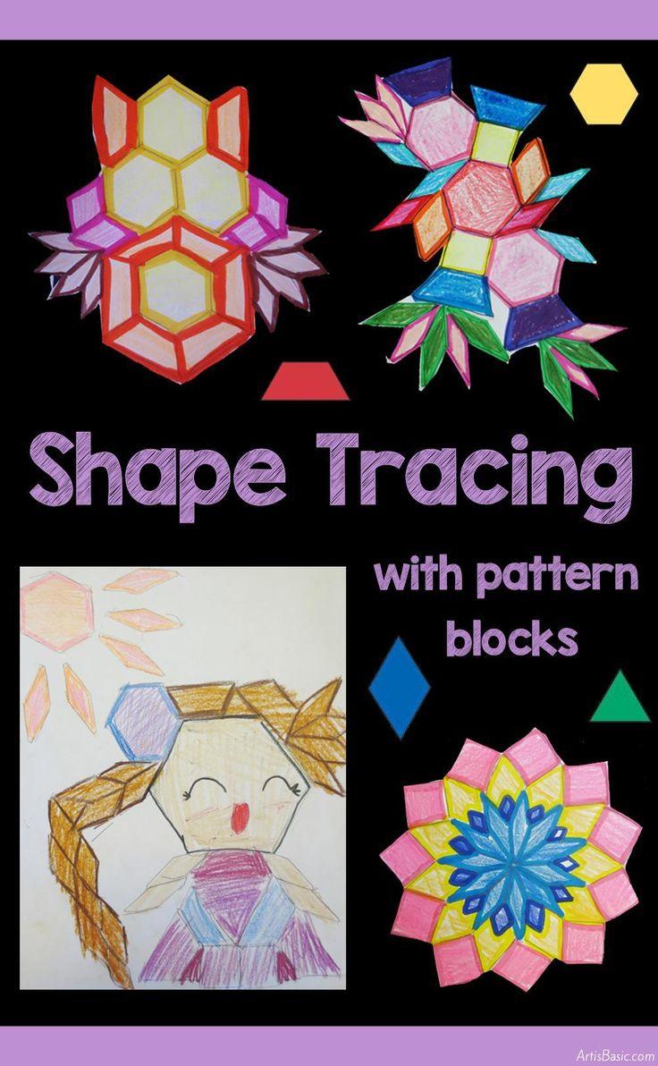Elements Of Art Shape : Best kindergarten art lessons images on pinterest