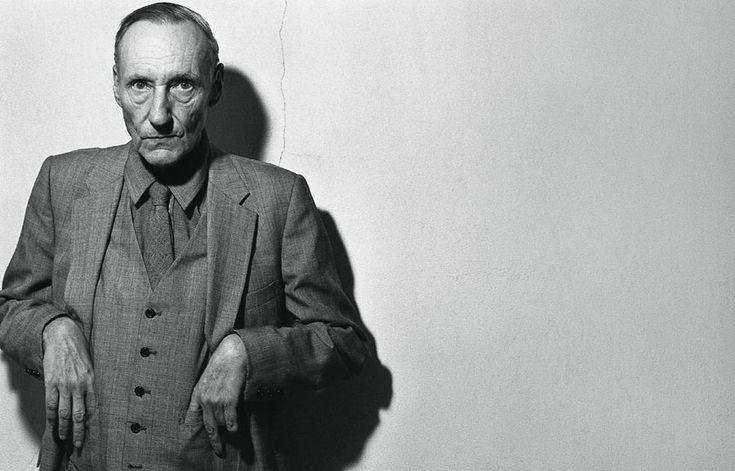 kultur-online :: William S. Burroughs (Bunker, New York) 1981. Photo copyright Ulrich Hillebrand