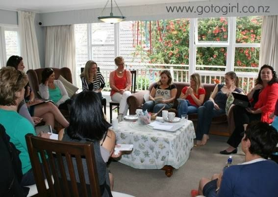 My Go to Girl Coffee Group will start up again in February. The Thurs morn group is almost full and I'm happy to run another group if I get 8 -10 people. Comment below to express your interest and let me know your preferred day of the week....