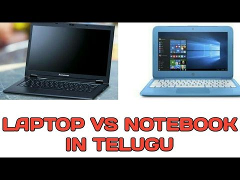 Laptop VS Notebook In Telugu||Best laptops in telugu||TAB. we will learn what is laptip.and what is notebook and difference between both of them in telugu. http://ift.tt/2rgbHEQ VS Notebook In Telugu||Best laptops in telugu||TAB