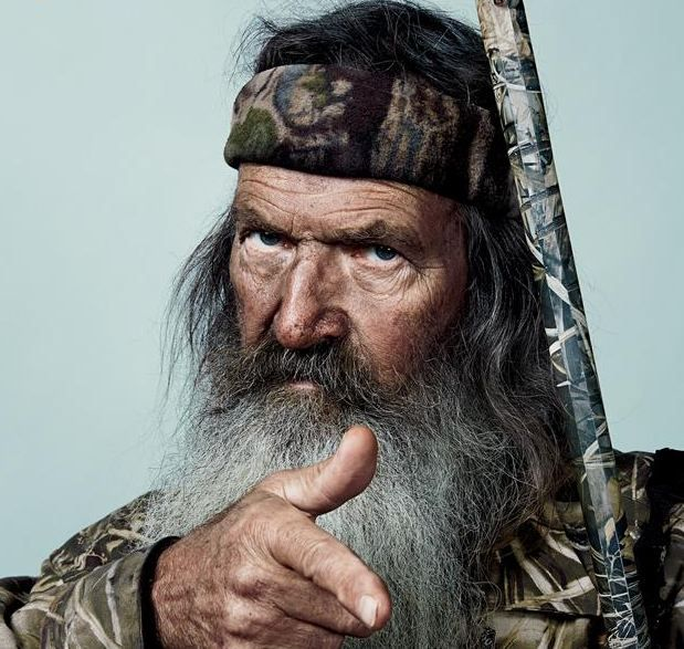 Click here to catch up on the Duck Dynasty homophobia and racism scandal.
