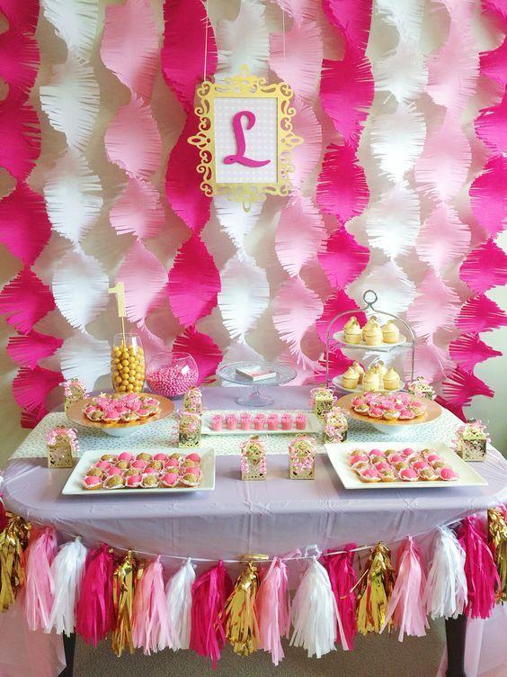 Decoracion de fiestas decoracion economica para eventos - Como hacer decoracion de cumpleanos ...