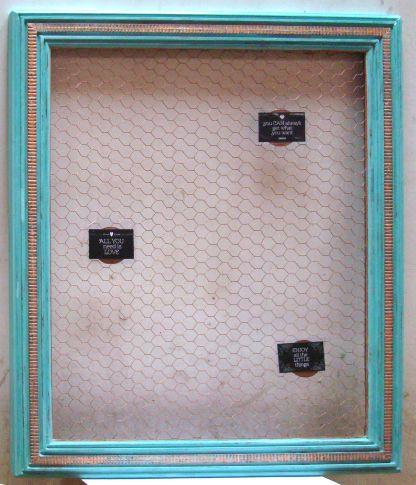 marco gallinero y planchas magneticas imanes