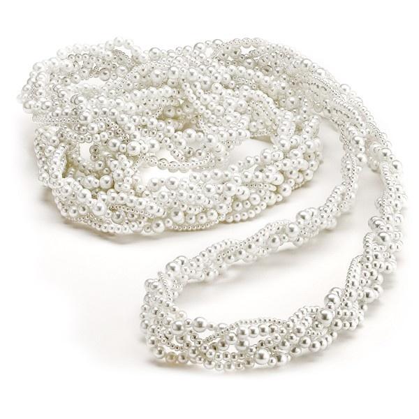 Grande Pearl Wedding Lasso. Beautiful