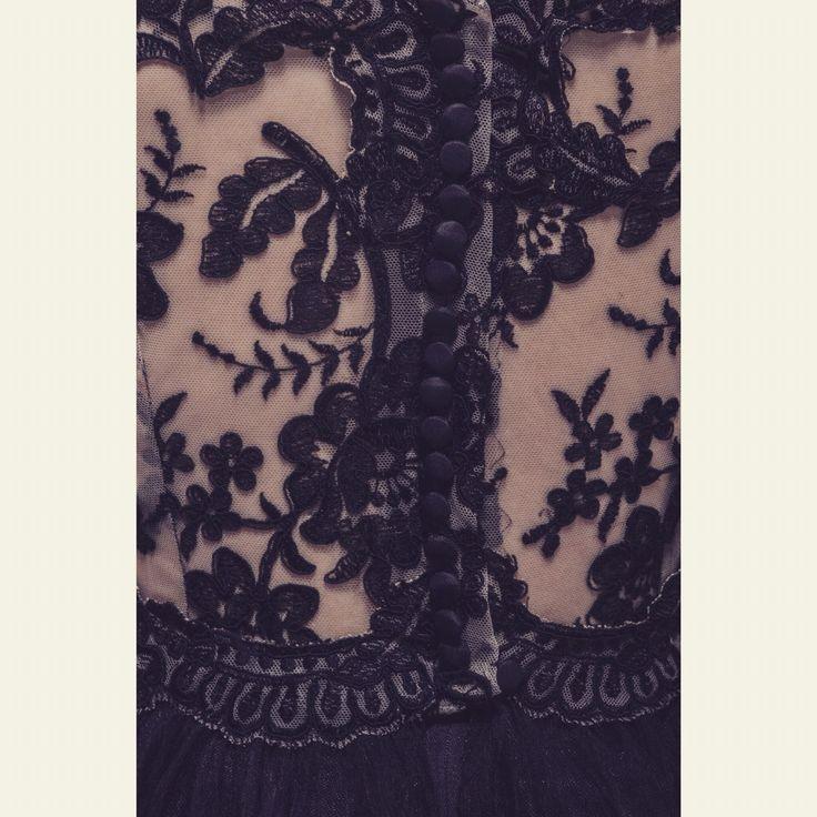 SS 15 beauty black back in Elen's atelier