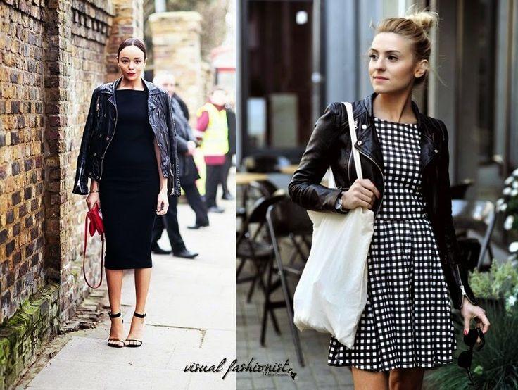 Giacche di pelle AI 2014-2015 leather jacket http://visualfashionist.blogspot.it/2014/09/trend-giacche-in-pelle-da-donna-ai-2014-2015-10-modelli-economici.html