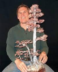 Картинки по запросу copper wire trees