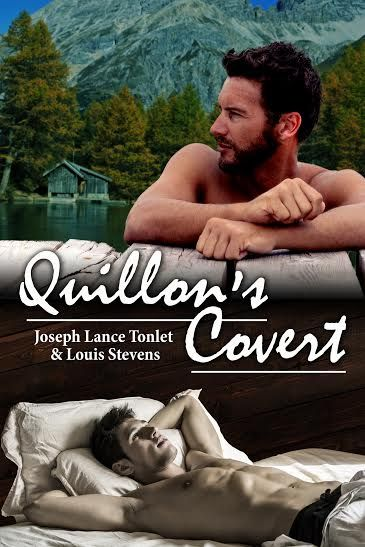 Quillon's Covert, Joseph Lance Tonlet & Louis Stevens.Gay Love Story but taboo topic. Erotic, Riveting. Not for everyone. Ballsy writing.