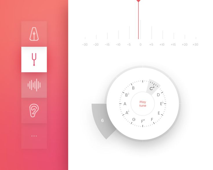 100 Days of UI is a challenge and a collection of UI elements created by…