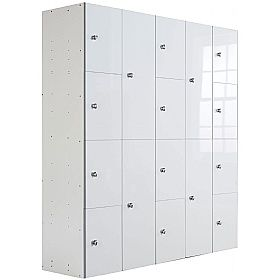 Glossbox Office Lockers £132 - Education Furniture
