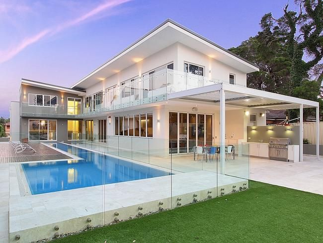 This six-bedroom house at Wallis Ave, Strathfield was sold for $4.525 million in March.
