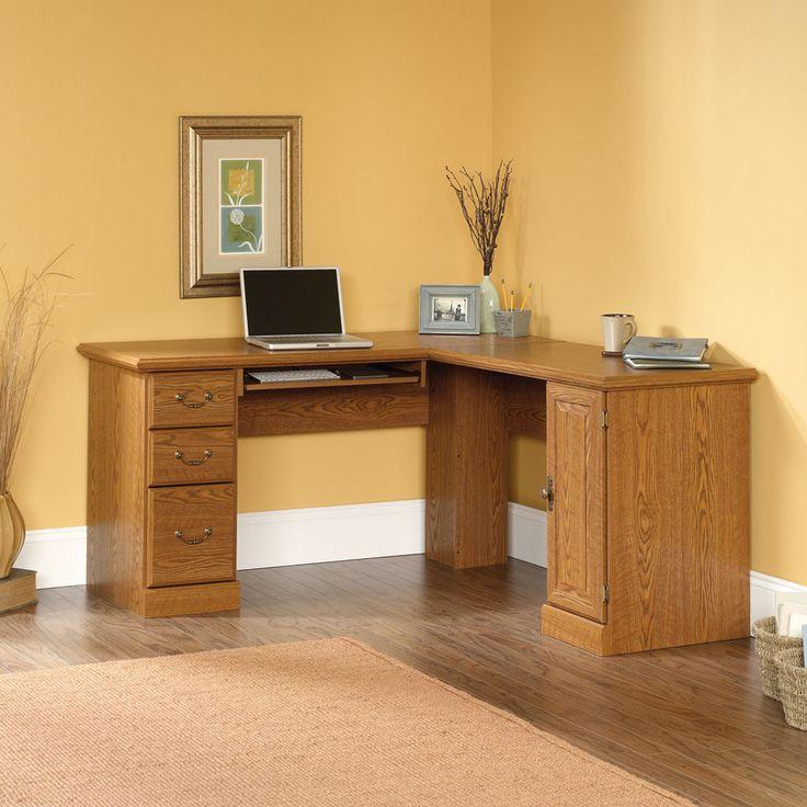 top 25 best corner computer desks ideas on pinterest white corner computer desk simple. Black Bedroom Furniture Sets. Home Design Ideas