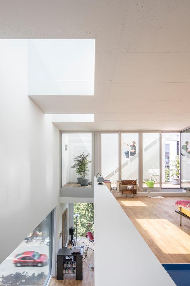 Gallery Of Block Void House Bundschuh Architekten 22