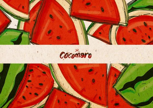 i Garzoni Clothing • Cocomero