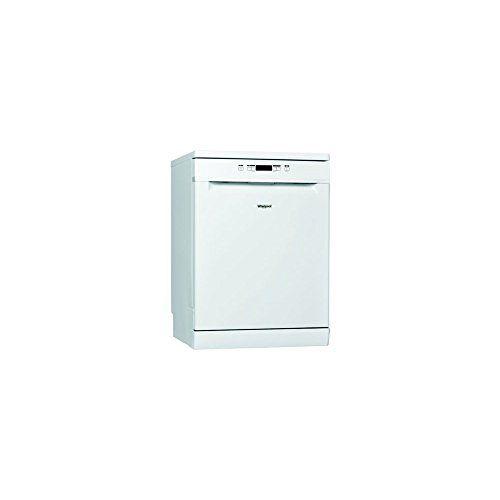 Whirlpool WFC3B18 Lave Vaisselle 48 dB: Caractéristiques principalesNombre de couverts13Niveau sonore48Type d'installationPose libre : Il…