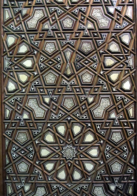 Islamic Pattern, Al-Rifa'i Mosque