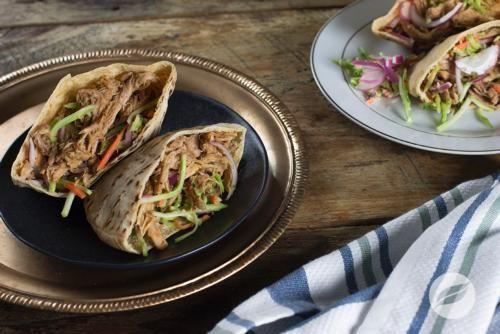 Wildtree's Memphis Pork PitasRecipe