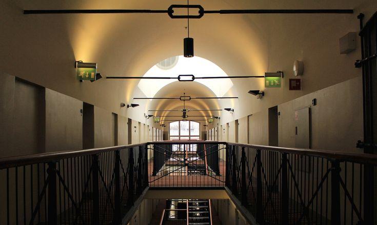 Hotel Katajanokka, Helsinki, former prison.
