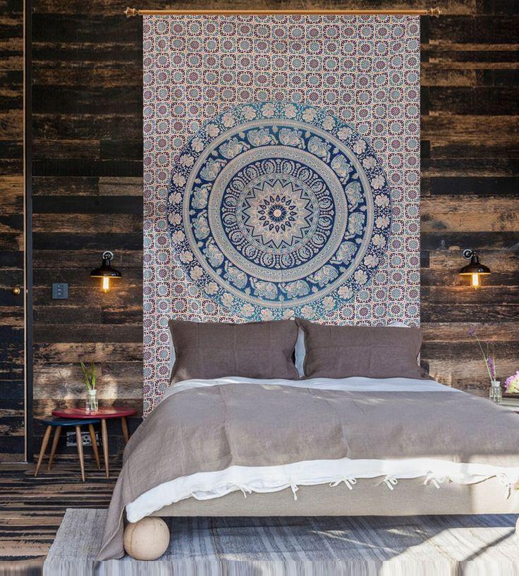 Buy cheap wall mandala tapestry online to decorate the house. #walltapestry #mandalawalltapestry #wallhanging #homedecor #interiordecor