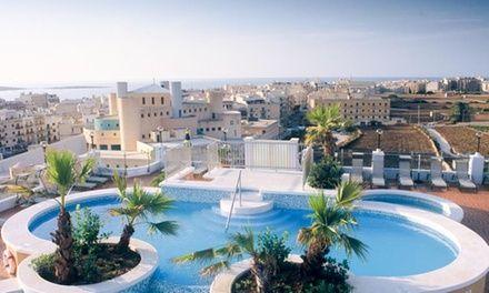 Groupon Voyages à Orly : ✈ Malte 7 nuits de Paris et Marseille: #ORLY En promotion à 149.00€. Vol depuis Paris ou Marseille, hébergement…