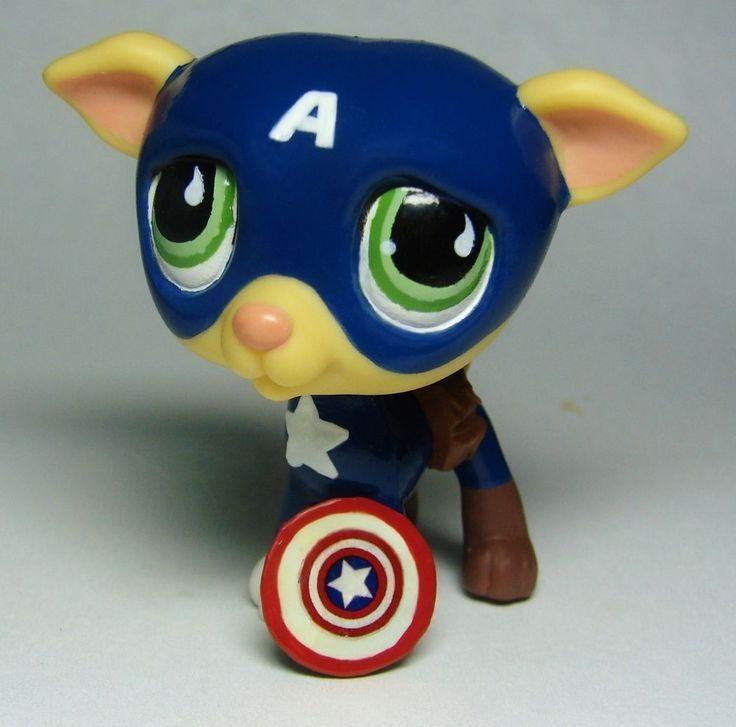Lps-Kapitán amerika