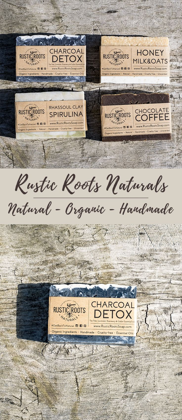 Rustic Roots ! #getbacktonatural