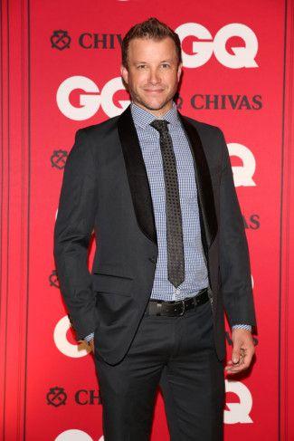 Luke Jacobz at GQ Australia Men of the Years Awards 2013
